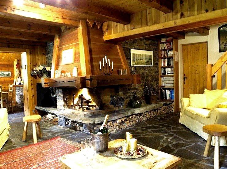 France, Design, Interiors, Chamonix, Chalets