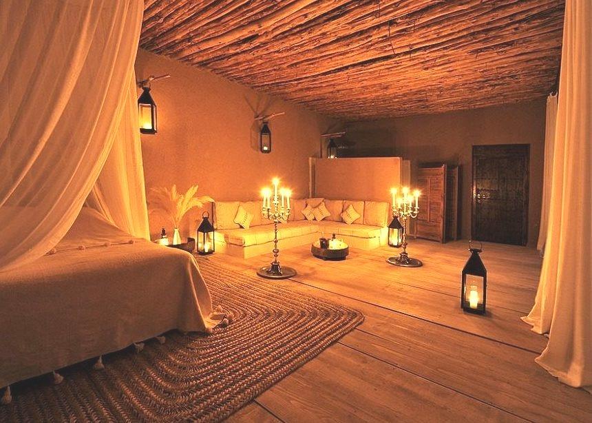 Interiors, Riads, Marrakech, Desert, Morocco