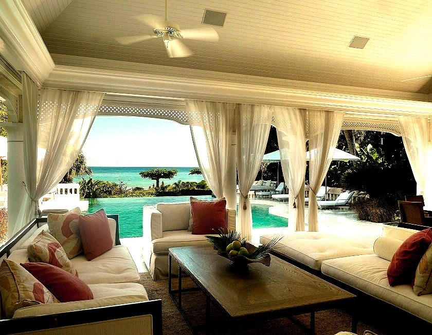 Beach, Villas, Travel, Landscape, Jamaica