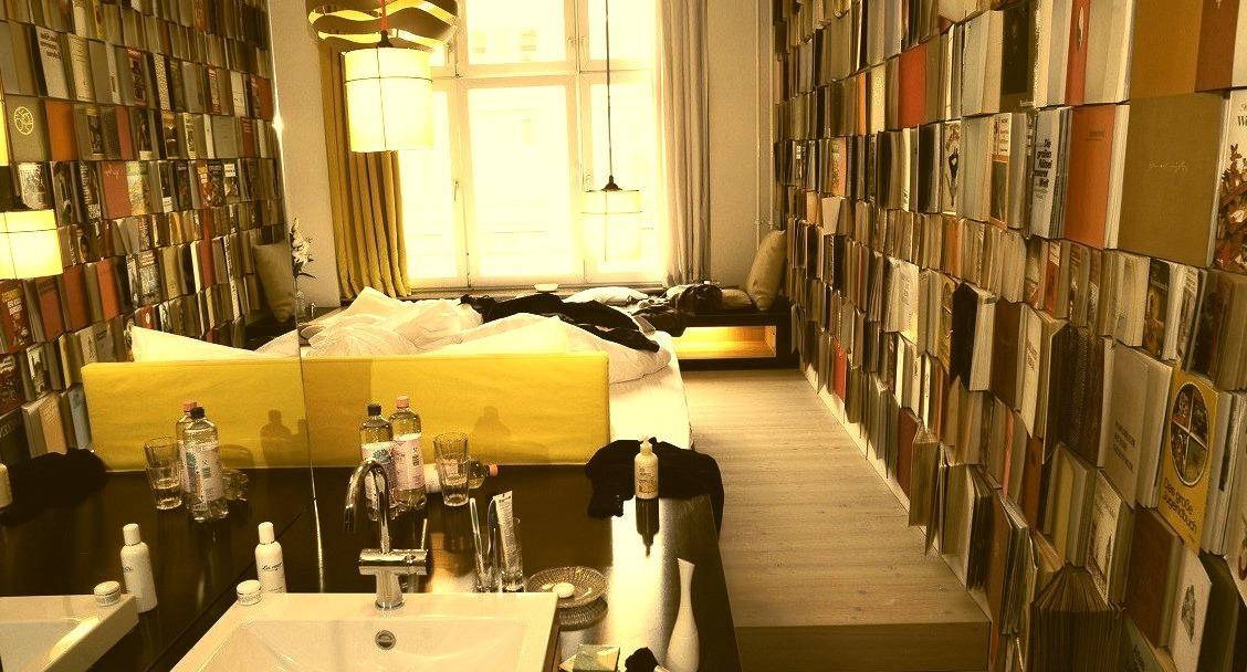 Interior Design, Unusual, Berlin, Germany, Hotels