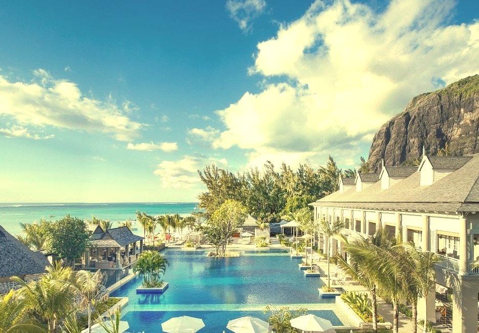 Travel, Beach, Resorts, Mauritius, Interiors